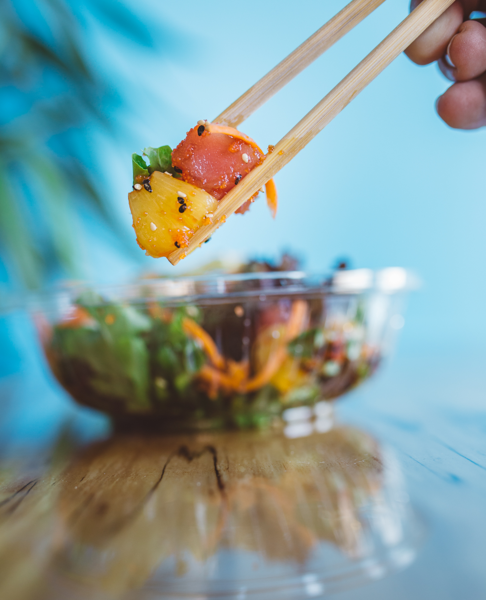 New Downtown Columbus Location for Poke Bros