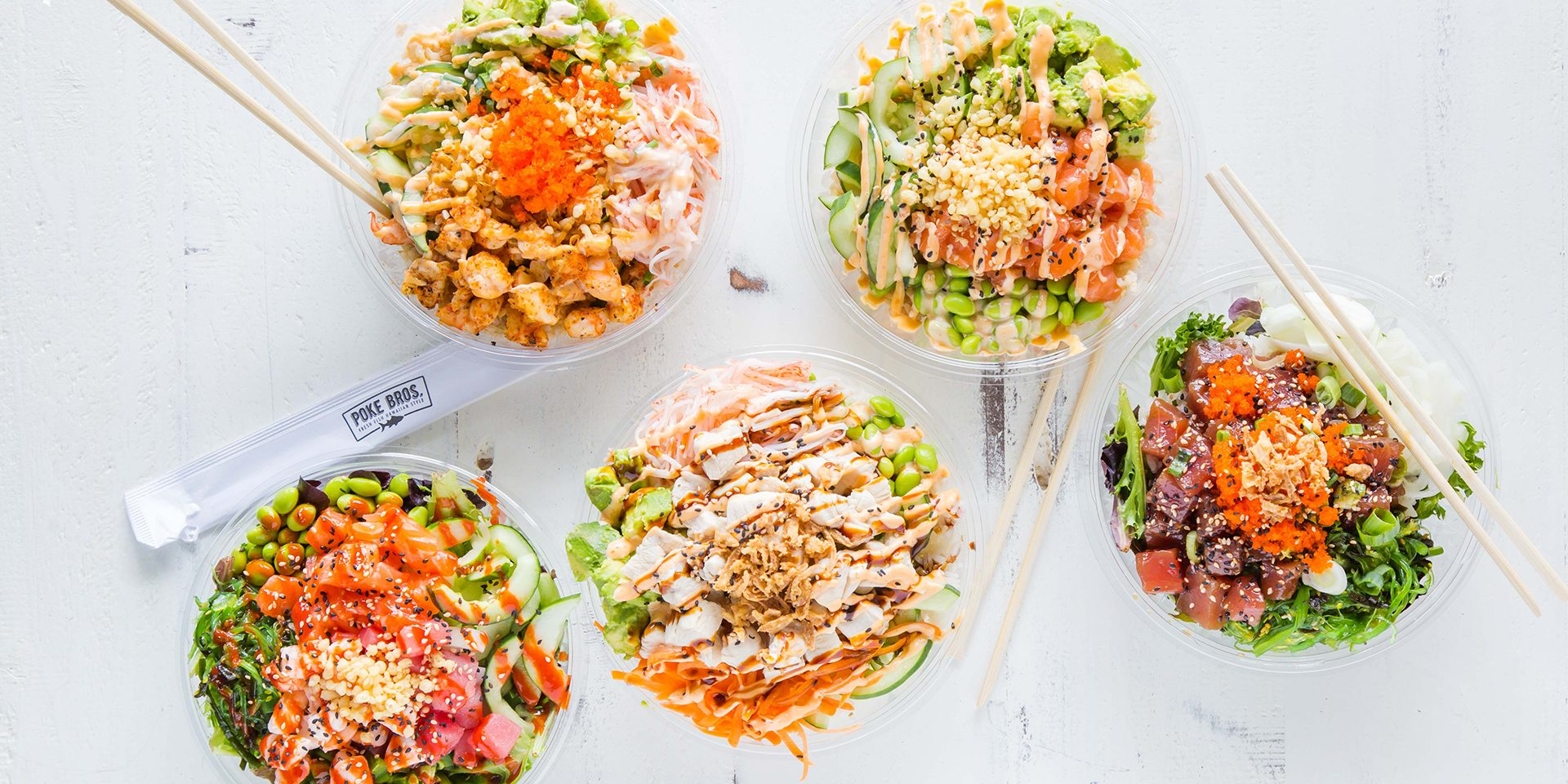 Poke Bros. Is Leading the Poké Trend Across the Nation