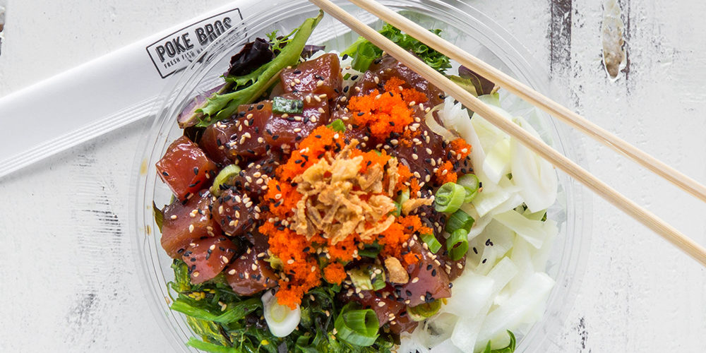 Poke Bros. Expands East of Charleston!